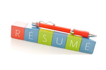 The characteristics of quality professional resume services